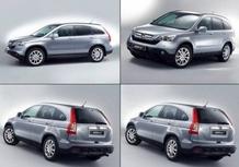 Honda: le novità di Parigi