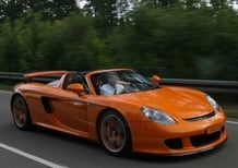 Porsche Carrera GT TechArt