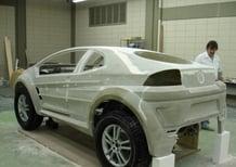 Fiat Concept Car Adventure
