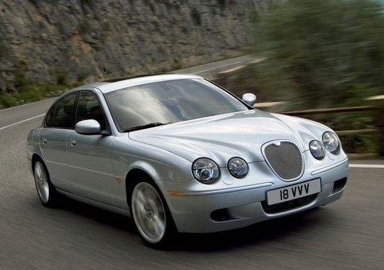 Jaguar S-Type restyling