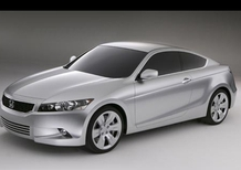 Honda Accord Coupè Concept