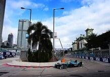 Formula E, ePrix di Hong Kong: pole per Piquet