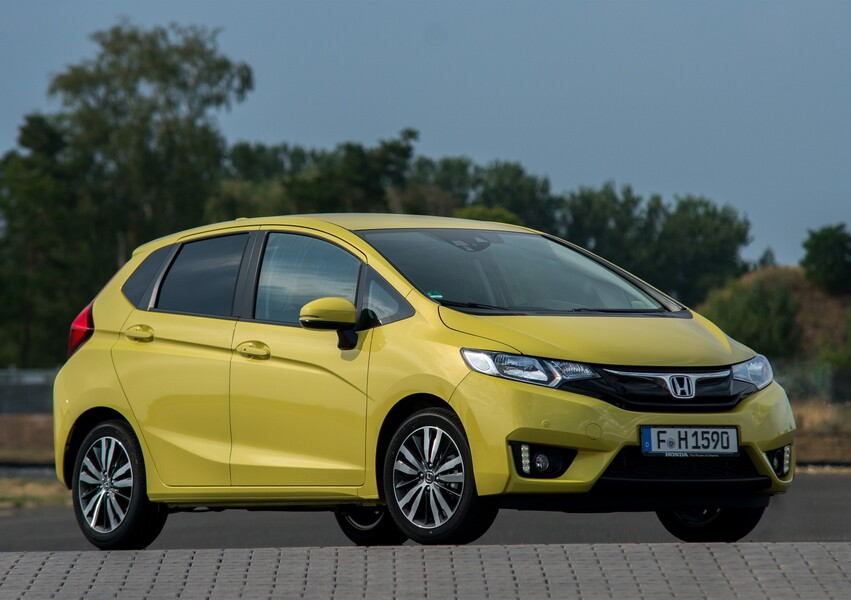 Honda Jazz 1.5 Dynamic Navi ADAS (3)