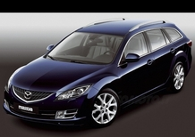 Nuova Mazda 6