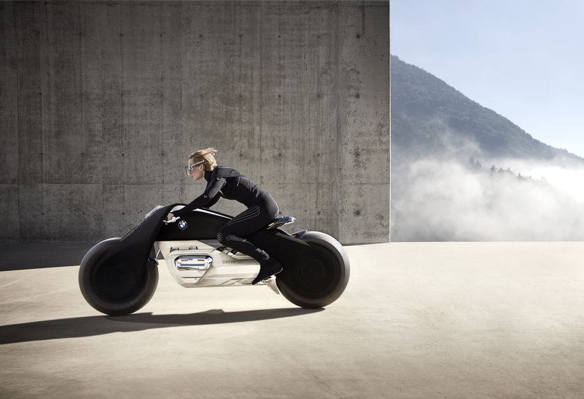 BMW Motorrad VISION NEXT 100: il futuro è arrivato (2)