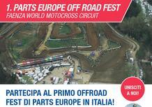 Parts Europe Offroad Fest a Faenza il 23/10