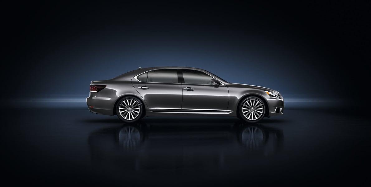 Lexus LS (2012->>) (2)