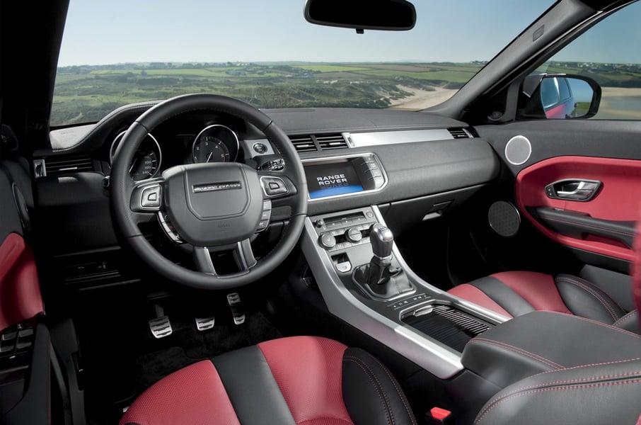 Land Rover Range Rover Evoque 2.0 TD4 180 CV 5p. Autobiography (4)