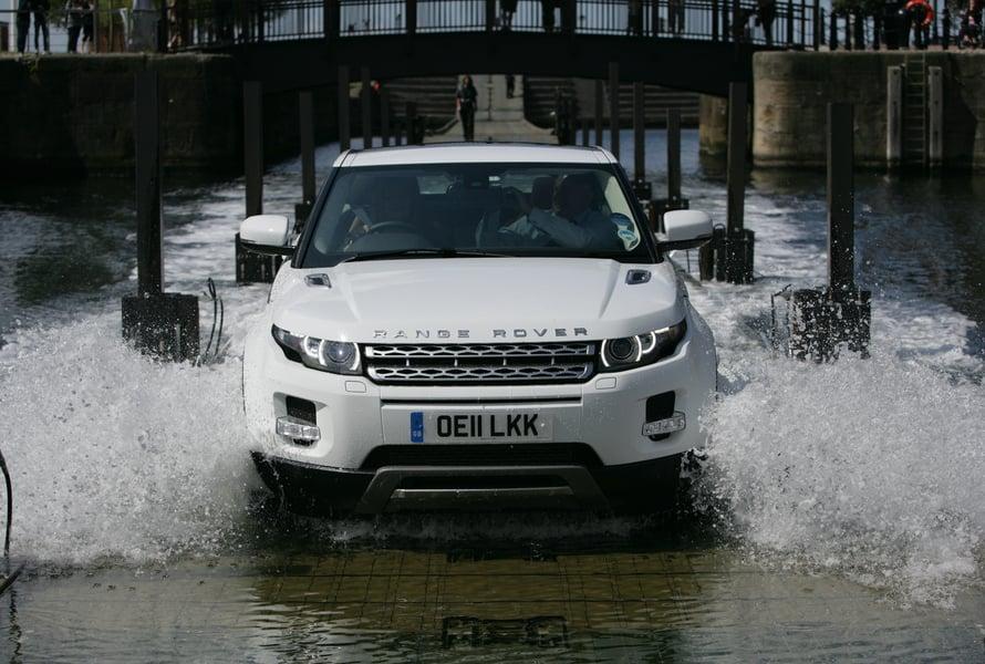 Land Rover Range Rover Evoque 2.0 TD4 180 CV 5p. Autobiography (2)