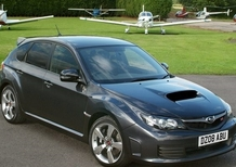 Subaru Impreza WRX-S, STI 330S e STI 380S