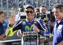"""MotoGP. Rossi: """"Che figata la sfida con Marquez e Lorenzo"""""""