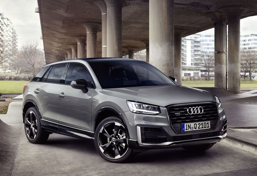 Audi Q2 Q2 1.6 TDI S tronic Business