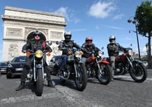 Queste le moto che piacciono in Francia