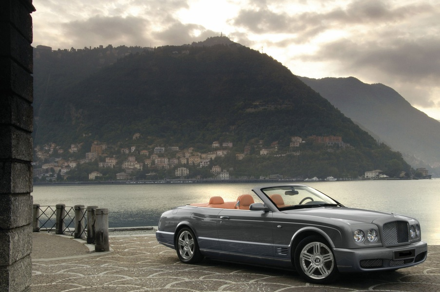 Bentley Azure (2006-10)