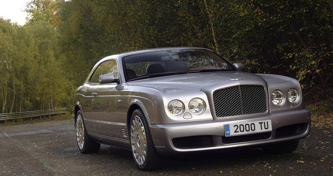 Bentley Brooklands (2008-10)