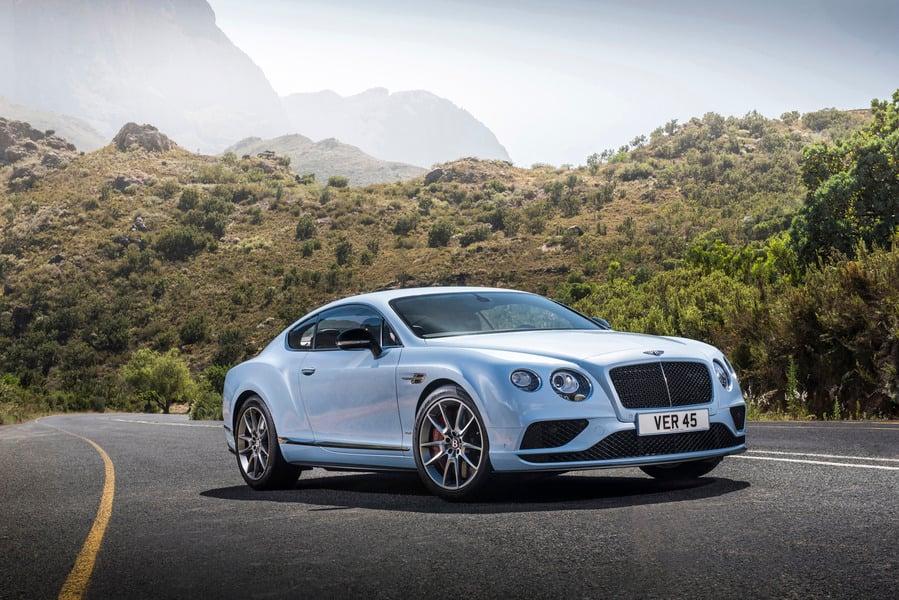 Bentley Continental (2003->>)
