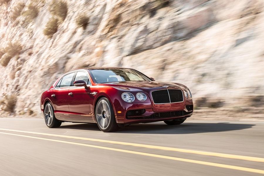 Bentley Flying Spur (2013->>)