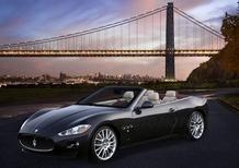Maserati Grancabrio: arriva negli USA