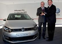Consegnato il premio Auto dell'Anno alla Volkswagen Polo