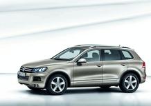 Volkswagen Touareg II: prime foto ufficiali