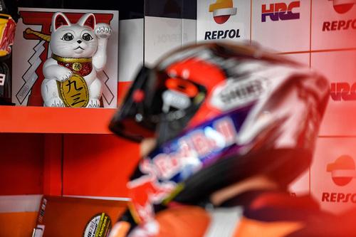 MotoGP. Le foto più spettacolari del GP del Giappone (8)