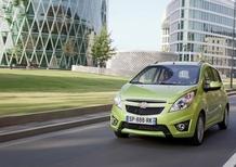 General Motors: probabile Chevrolet Spark elettrica per gli USA