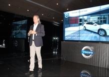 nuova Volvo S60 - la conferenza stampa