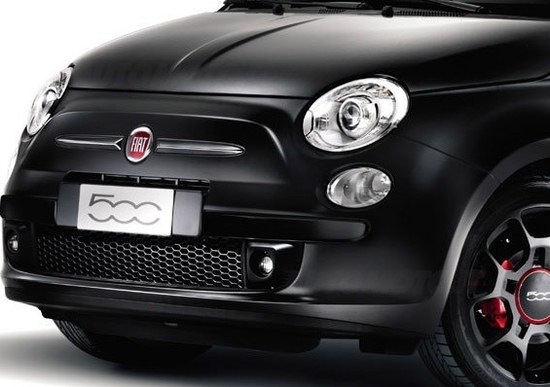 Fiat 500 Blackjack News Automoto It