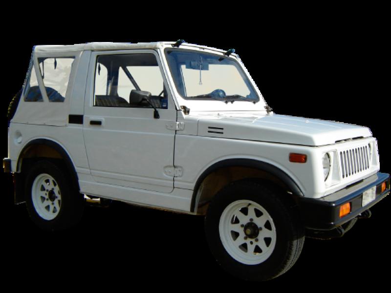 Suzuki SJ410 (1985-90)