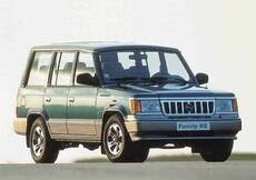 Ssangyong Family (1990-97)
