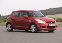 Suzuki avvia la produzione in Thailandia della nuova Swift