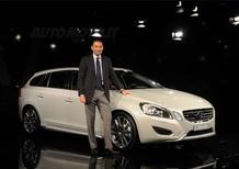 Volvo V60: vis à vis con Michele Crisci
