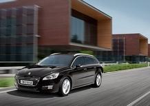 Peugeot 508: da marzo 2011 a 23.400 euro