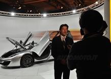 McLaren MP4-12C: vis à vis con Ado Fassina