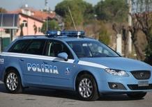 Seat: 58 Exeo ST per la Polizia Stradale