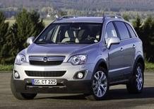 Opel Antara restyling 2011