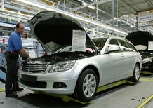 Mercedes Benz: record di volumi nel 2010