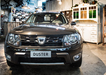 Dacia Duster Black Shadow: è gradito l'abito scuro