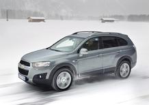 Chevrolet Captiva restyling 2011