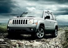 Jeep Patriot restyling 2011