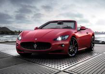 Maserati Grancabrio Sport: svelato il listino
