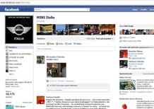 Mini ha celebrato a Milano i 50.000 fans su Facebook