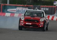 A bordo della Mini Countryman WRC