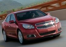 Chevrolet Malibu - world car di segmento D
