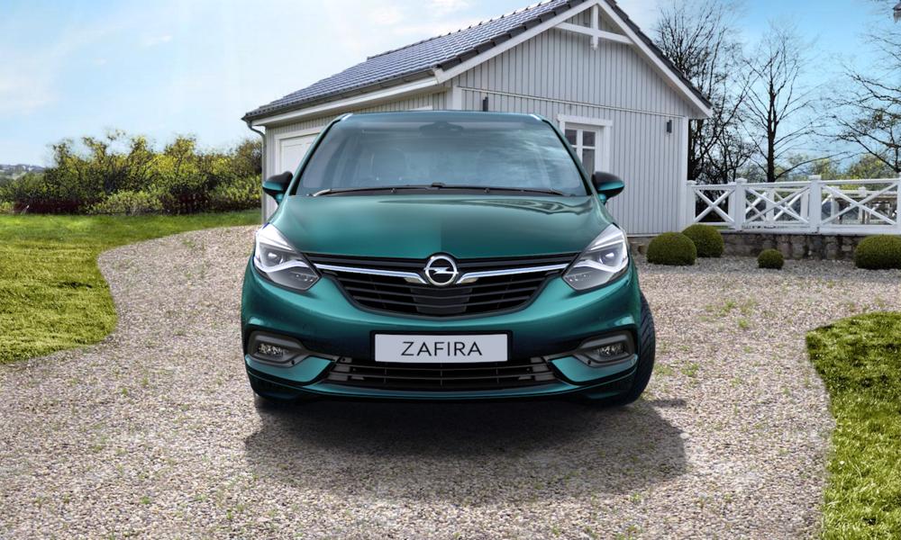 Opel Zafira (2)