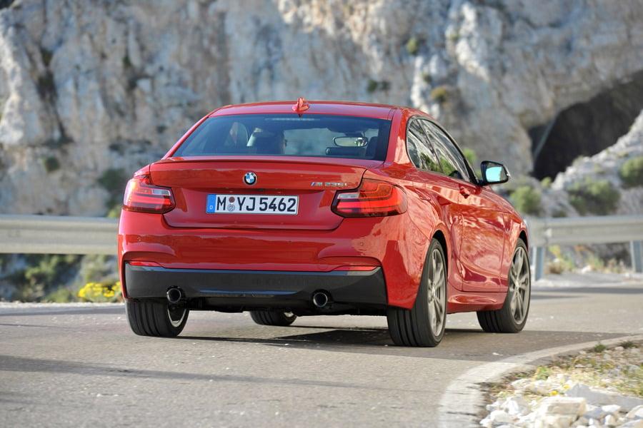 BMW Serie 2 Coupé (2013->>) (2)