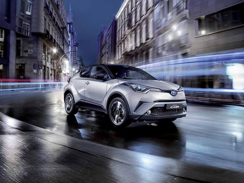 Toyota C-HR (2)