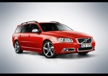 Volvo: in arrivo V70 R-Design ed S80 Executive