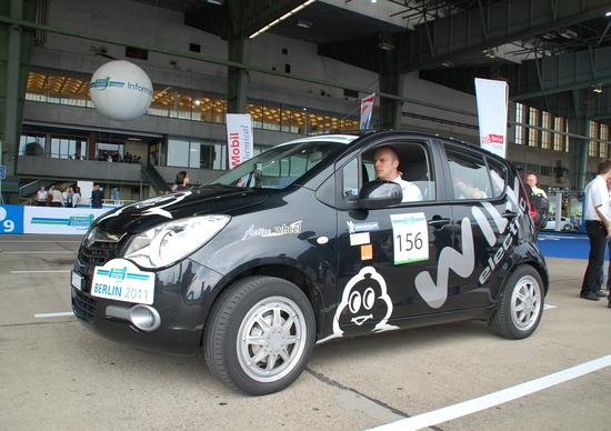 Schema Elettrico Opel Agila : Michelin active wheel prove automoto.it