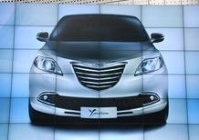 Chrysler Ypsilon - la prima immagine